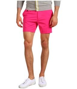 pink man shorts